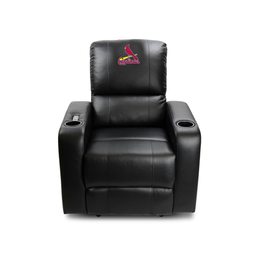 St. Louis Cardinals Power Theater Recliner with USB Port | Man Cave Authority | 217-2008