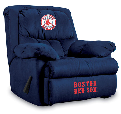 Boston Red Sox Microfiber Home Team Recliner | Man Cave Authority | IMP  241-2003