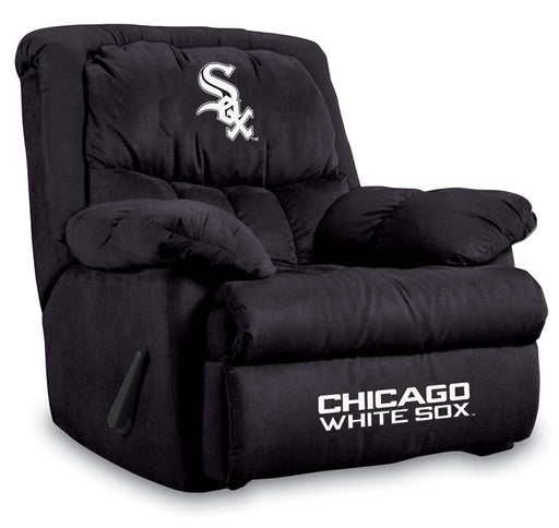 Chicago White Sox Microfiber Home Team Recliner | Man Cave Authority | IMP  241-2006