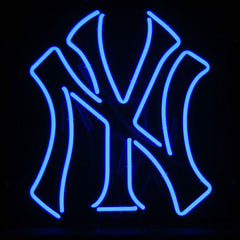 New York Yankees Neon Sign | Man Cave Authority | IMP 250-2001