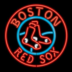Boston Red Sox Neon Sign | Man Cave Authority | IMP 250-2003