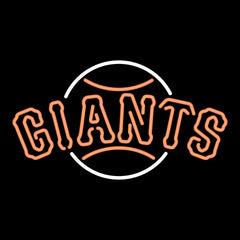 San Francisco Giants Neon Sign | Man Cave Authority | IMP 250-2012
