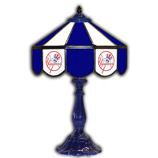 New York Yankees Table Lamp | Man Cave Authority | IMP 259-2001