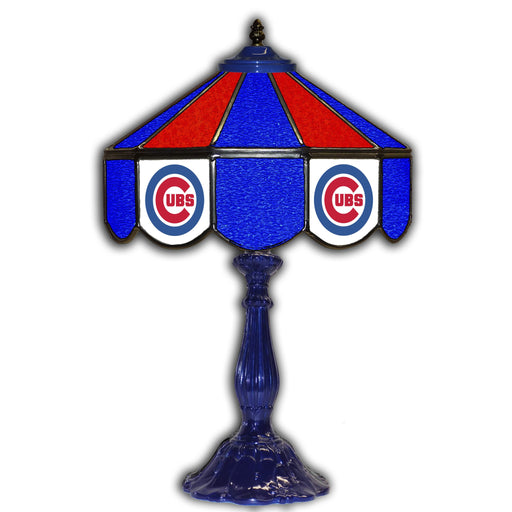 Chicago Cubs   Table Lamp | Man Cave Authority | IMP 259-2005