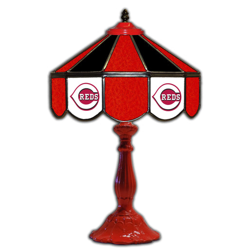 Cincinnati Reds Table Lamp | Man Cave Authority | IMP 259-2007