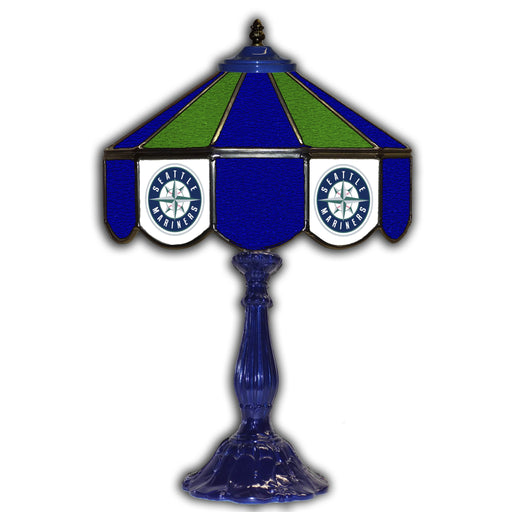 Seattle Mariners Table Lamp | Man Cave Authority | IMP 259-2009