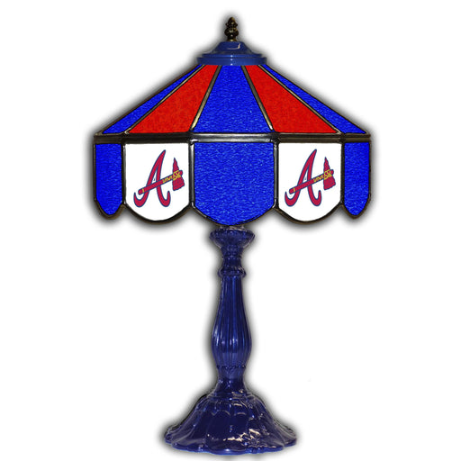 Atlanta Braves Table Lamp | Man Cave Authority | IMP 259-2010
