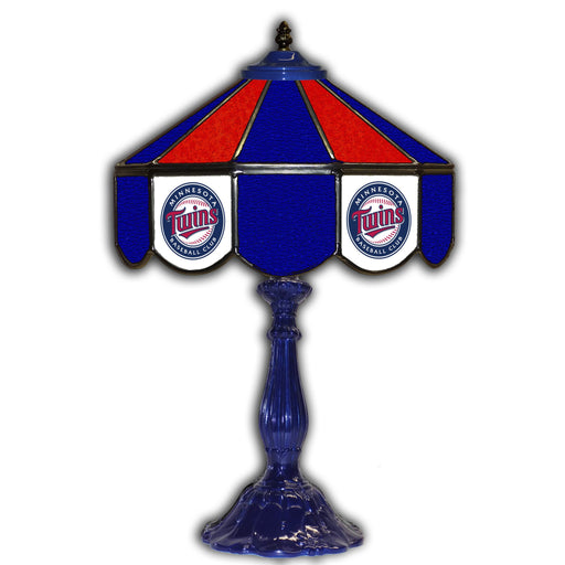 Minnesota Twins Table Lamp | Man Cave Authority | IMP 259-2017
