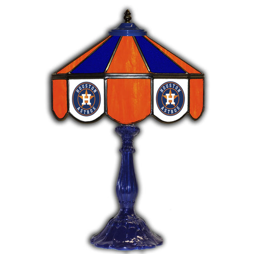 Houston Astros Table Lamp | Man Cave Authority | IMP 259-2025