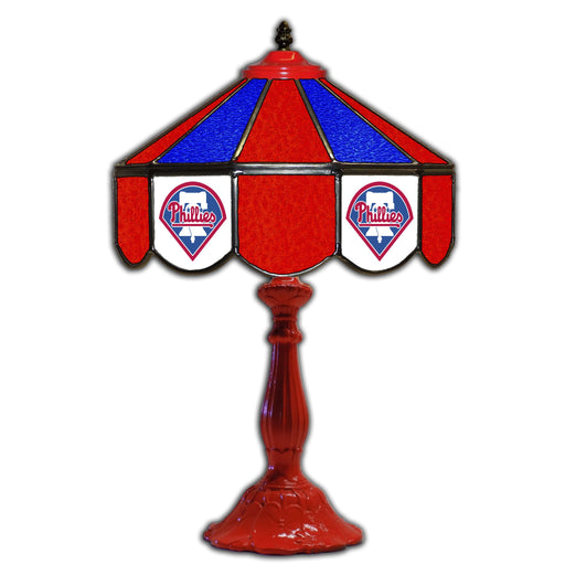 Philadelphia Phillies Table Lamp | Man Cave Authority | IMP 259-2029