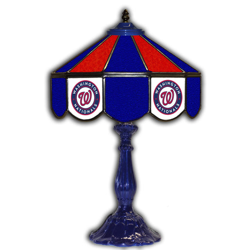 Washington Nationals Table Lamp | Man Cave Authority | IMP 259-2033