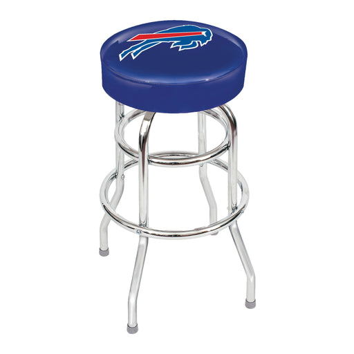 Buffalo Bills Chrome Bar Stool | Man Cave Authority | IMP 26-1021