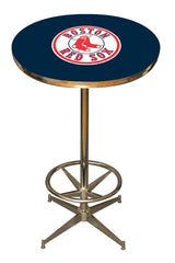 Boston Red Sox Pub Table | Man Cave Authority | IMP 26-2003