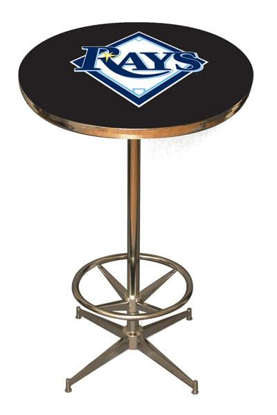 Tampa Bay Devil Rays Pub Table | Man Cave Authority | IMP 26-2019