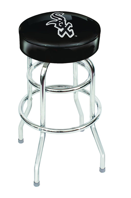 Chicago White Sox Chrome Bar Stool | Man Cave Authority | IMP 26-3006
