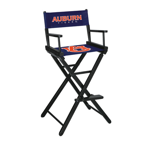 Auburn University Bar Height Directors Chair | Man Cave Authority | IMP 300-6002