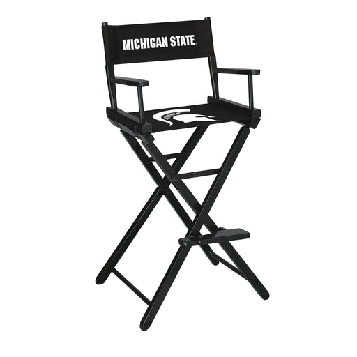 Michigan State University Bar Height Directors Chair | Man Cave Authority | IMP 300-6016