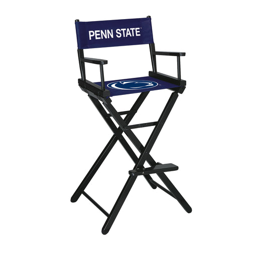 Penn State Bar Height Directors Chair | Man Cave Authority | IMP 300-6017