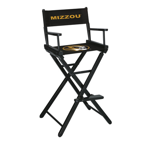 University of Missouri Bar Height Directors Chair | Man Cave Authority | IMP 300-6019
