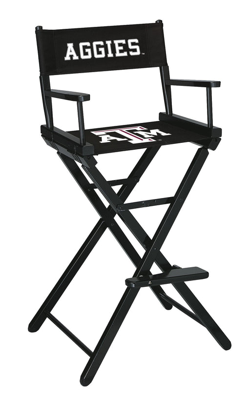 Texas A&M Bar Height Directors Chair | Man Cave Authority | IMP 300-6021