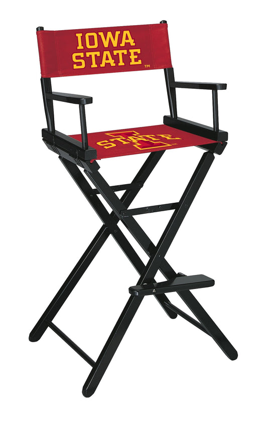Iowa State University Bar Height Directors Chair | Man Cave Authority | IMP 300-6024