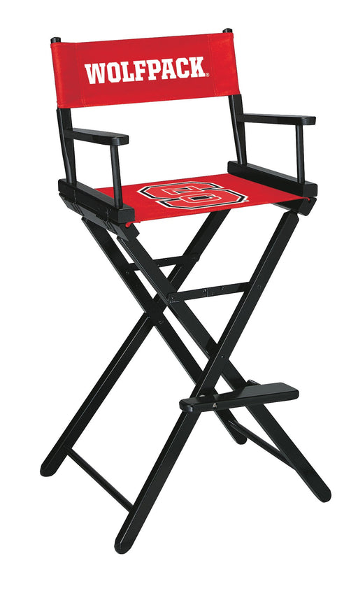North Carolina State University Bar Height Directors Chair | Man Cave Authority | IMP 300-6025