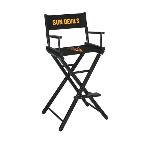 Arizona State University Bar Height Directors Chair | Man Cave Authority | IMP 300-6027