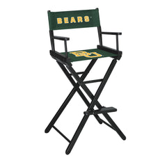 Baylor University Bar Height Directors Chair | Man Cave Authority | IMP 300-6038
