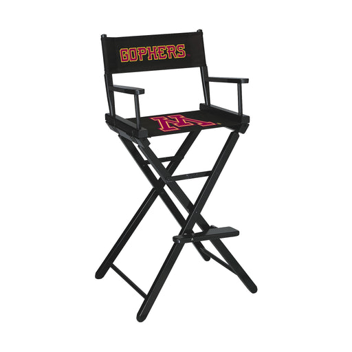 University of Minnesota Bar Height Directors Chair | Man Cave Authority | IMP 300-6040