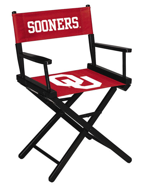 "University Of Oklahoma 34"" Directors Chair 
