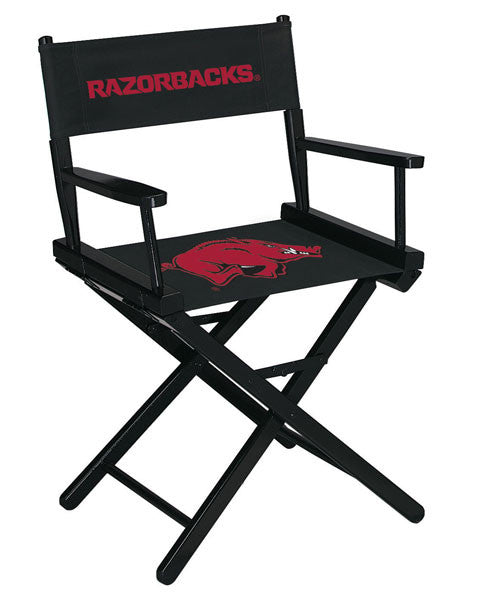 "University Of Arkansas 34"" Directors Chair 