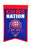 Chicago Cubs Nations Banner | Man Cave Decor | 30504