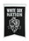 Chicago White Sox Nations Banner | Man Cave Decor | 30505