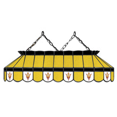 Arizona State University Stained Glass Pool Table Lamp | Man Cave Authority | IMP 333-3127