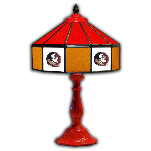 Florida State University Table Lamp | Man Cave Authority | IMP 359-3003