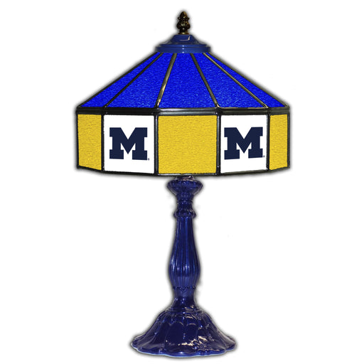 University of Michigan Table Lamp | Man Cave Authority | IMP 359-3009
