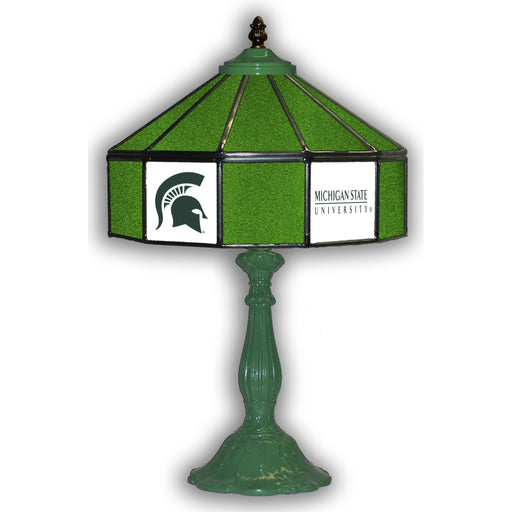 Michigan State University Table Lamp | Man Cave Authority | IMP 359-3016