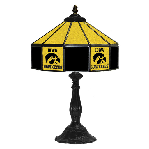 University of Iowa Table Lamp | Man Cave Authority | IMP 359-3018