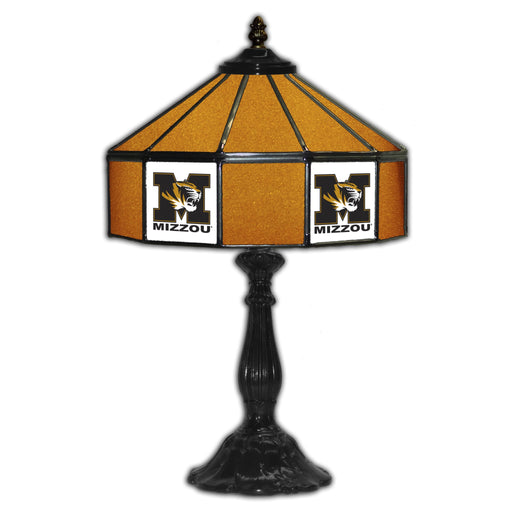 University of Missouri Table Lamp | Man Cave Authority | IMP 359-3019
