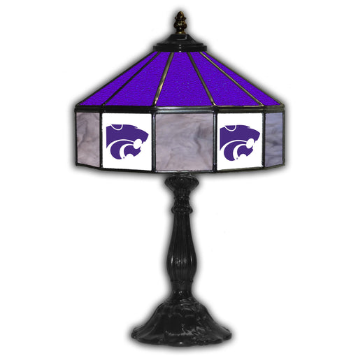 Kansas State University Table Lamp | Man Cave Authority | IMP 359-3023