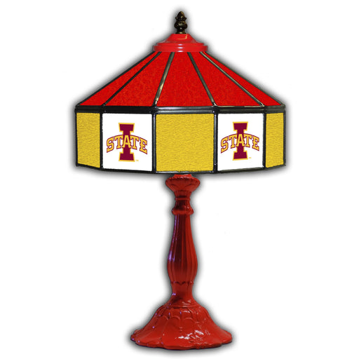 Iowa State University Table Lamp | Man Cave Authority | IMP 359-3024