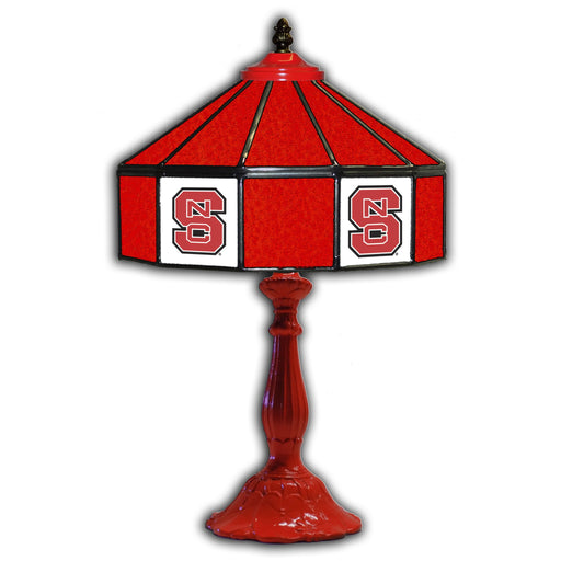 North Carolina State University Table Lamp | Man Cave Authority | IMP 359-3025