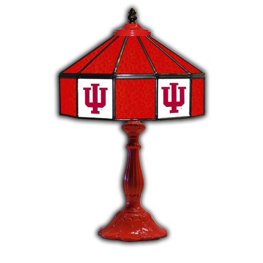 Indiana University Table Lamp | Man Cave Authority | IMP 359-3029