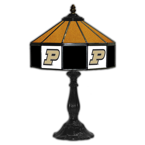 Purdue Table Lamp | Man Cave Authority | IMP 359-3030