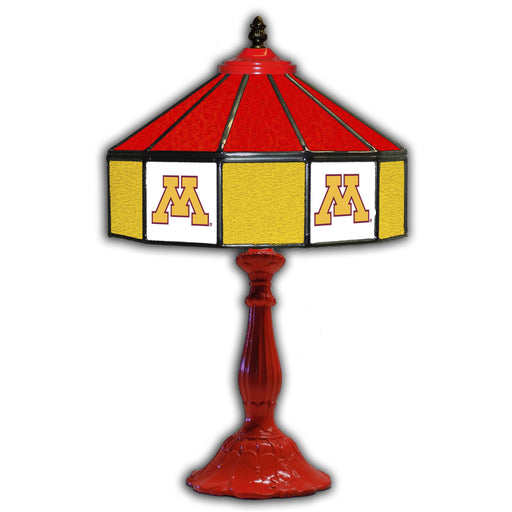 University of Minnesota Table Lamp | Man Cave Authority | IMP 359-3040