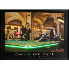 Game of Fate Neon/LED Picture | Man Cave Authority | 3GOFNL