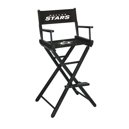 Dallas Stars Bar Height Directors Chair | Man Cave Authority | IMP 400-4120