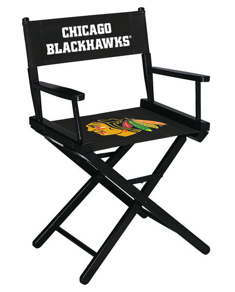 "Chicago Blackhawks 34"" Directors Chair 