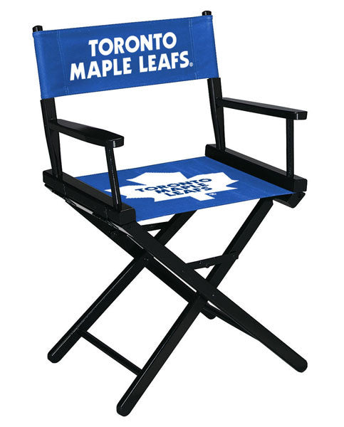 "Toronto Maple Leafs 34"" Directors Chair 