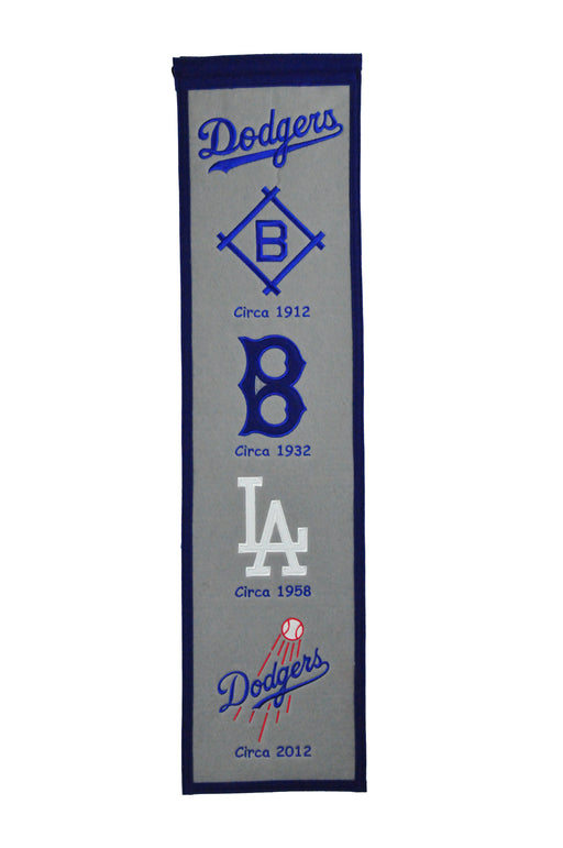 Los Angeles Dodgers Fan Favorites Banner | Man Cave Decor | 46101